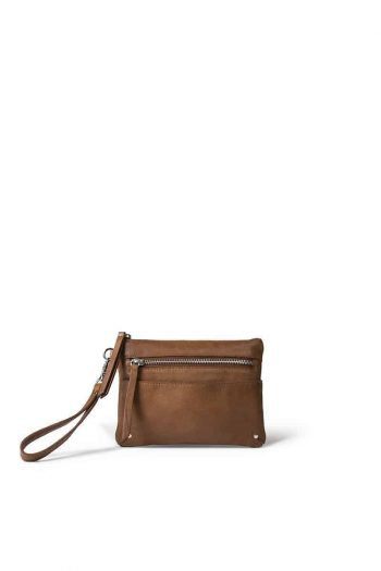 0467 ReDesigned by DIXIE - Milla wallet - walnut - 3