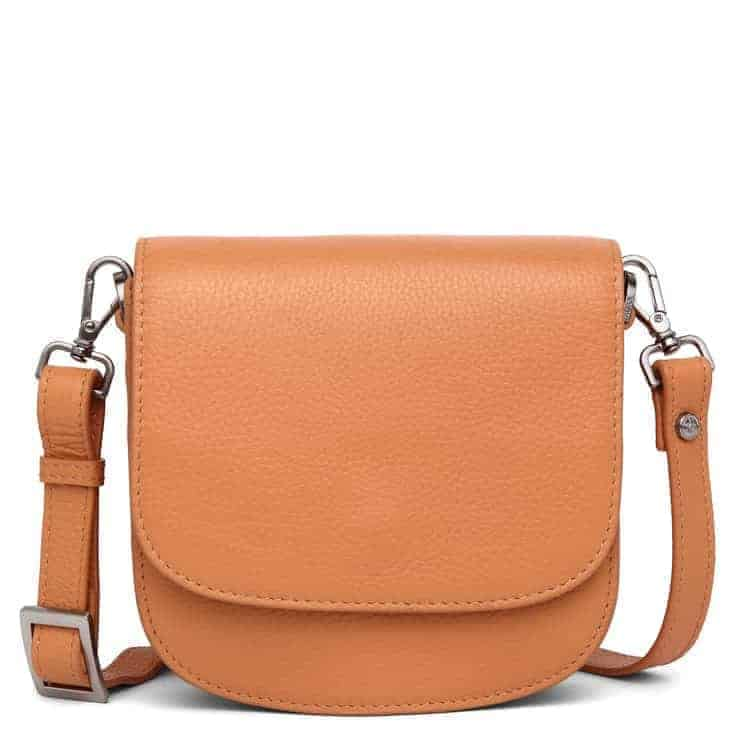 101692 ADAX Cormorano shoulder bag Siri - peach forside
