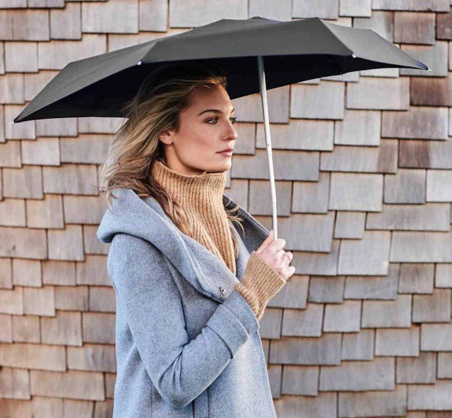 10200 senz-paraply-sammenleggbar-manual-black-sort-modellbilde