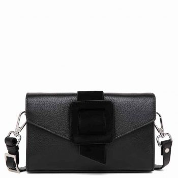 104000 ADAX Berlin beltbag Stella - sort forside