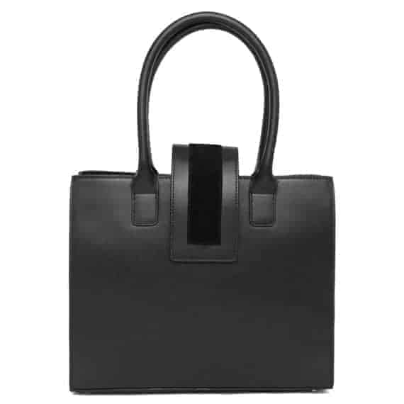 104378 ADAX Savona handbag Marianna - sort forside