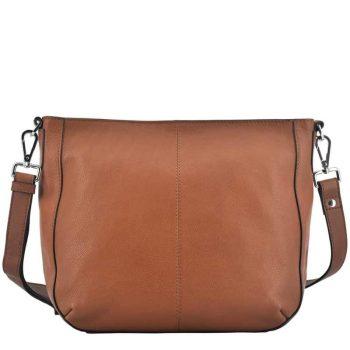 124294 Sorano Shopper Manja Brown Forside