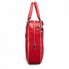 PC-veske fra PICARD, 8070 MAGGIE, rød, sett fra siden