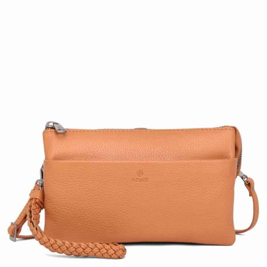 227392 Cormorano combi clutch Nellie - peach forside