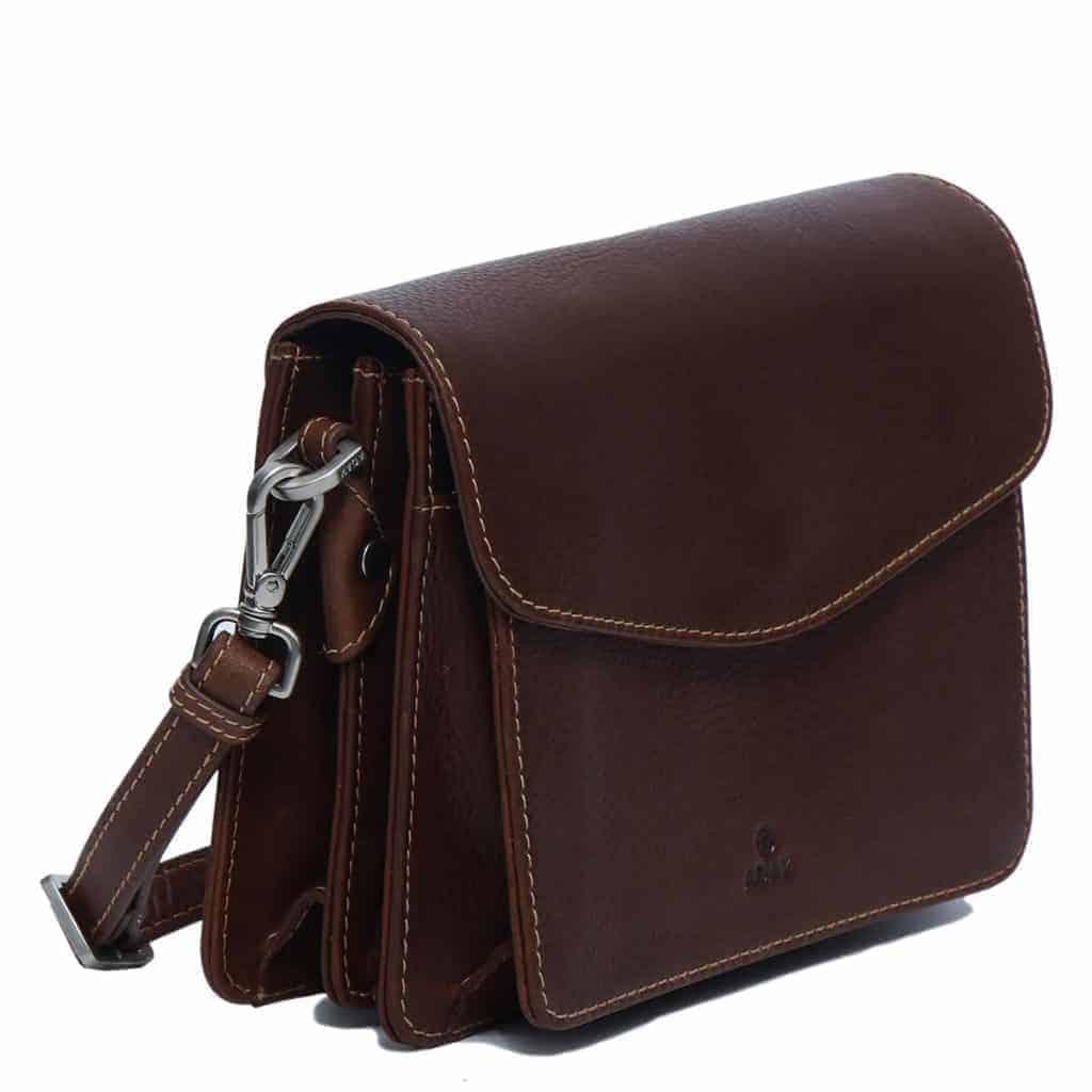 230192 Adax Cormorano shoulder bag Thea Cafe side