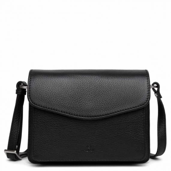 230192 Adax Cormorano shoulder bag Thea sort forside