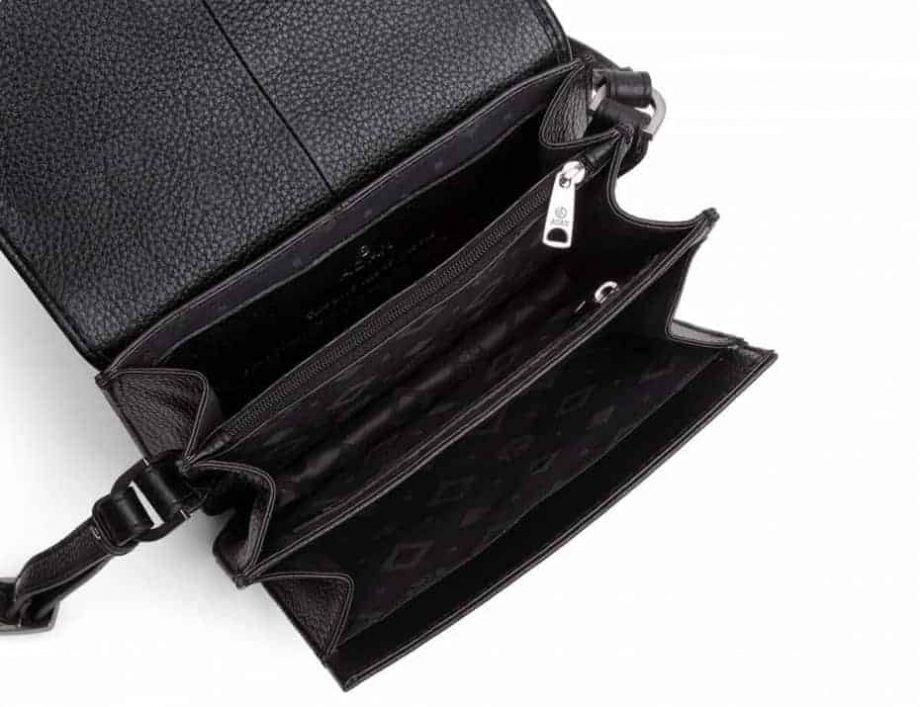 230192 Adax Cormorano shoulder bag Thea sort open