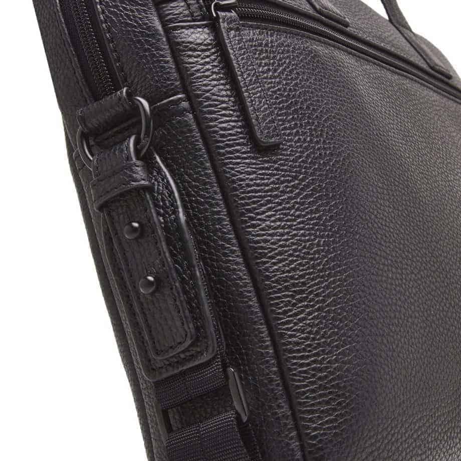 26 9472 Castelijn Beerens Chris Laptop Bag Sort Detaljer 2