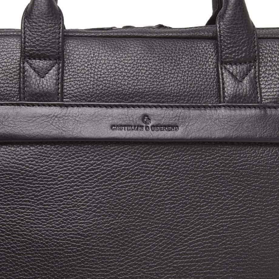 26 9472 Castelijn Beerens Chris Laptop Bag Sort Detaljer