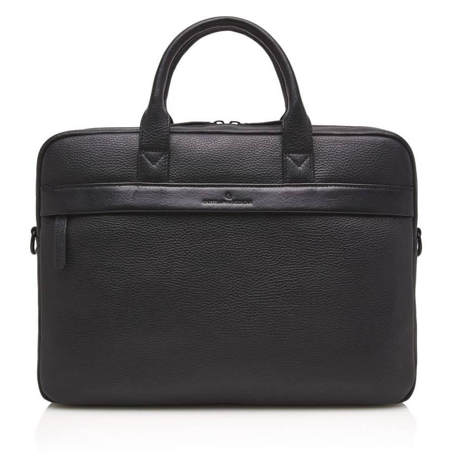 26 9472 Castelijn Beerens Chris Laptop Bag Sort Forside