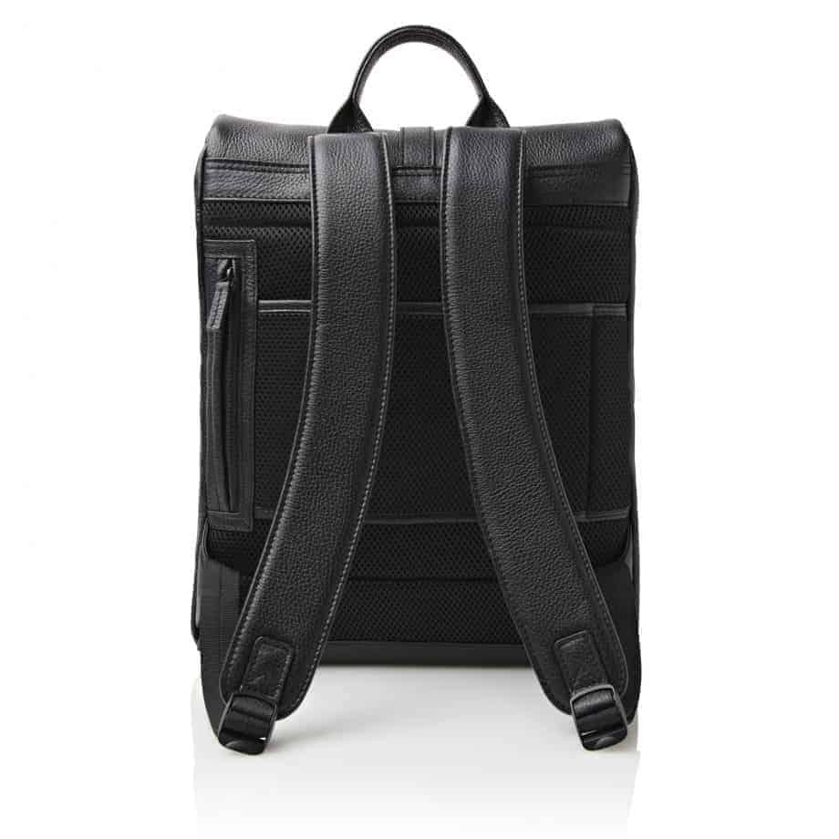 26 9578 Castelijn Berens Tango Backpack Sort Bakside