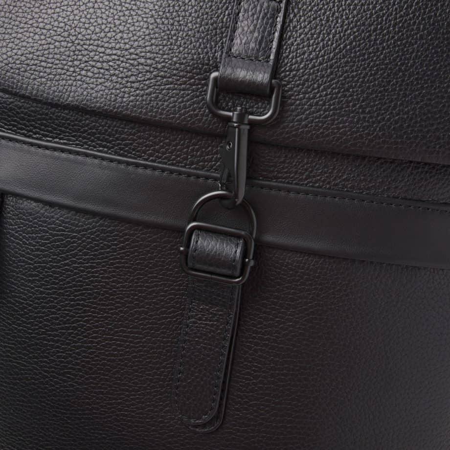26 9578 Castelijn Berens Tango Backpack Sort Detaljer