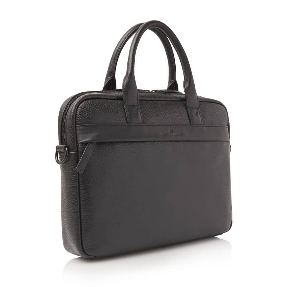 269460 Castelijn Beerens Delta laptopbag sort side