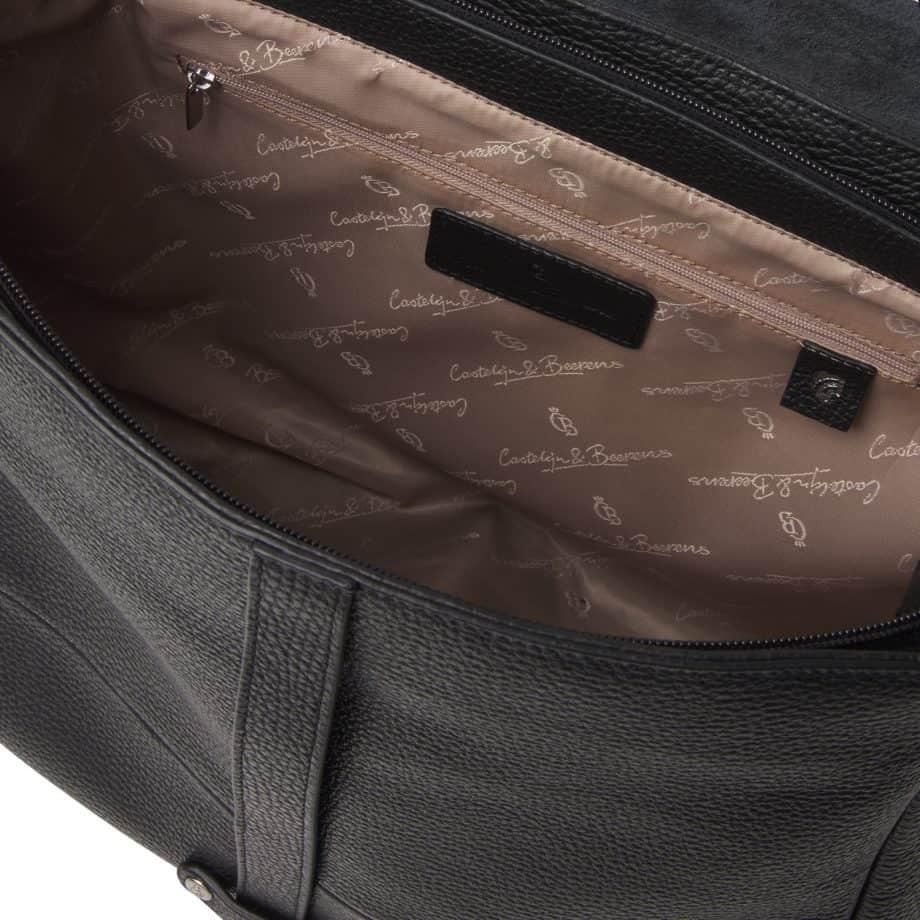 27 9813 Castelijn Beerens handbag large sort innside