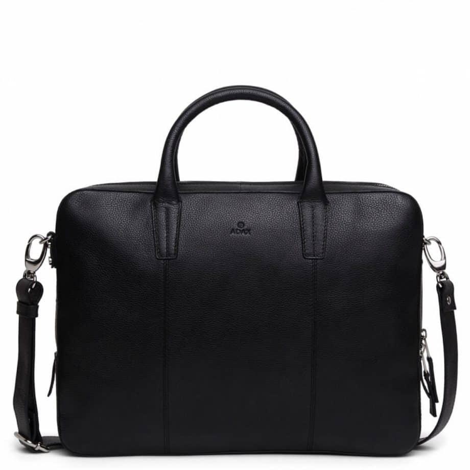 272125 ADAX Napoli working bag Glenn 14 sort forside
