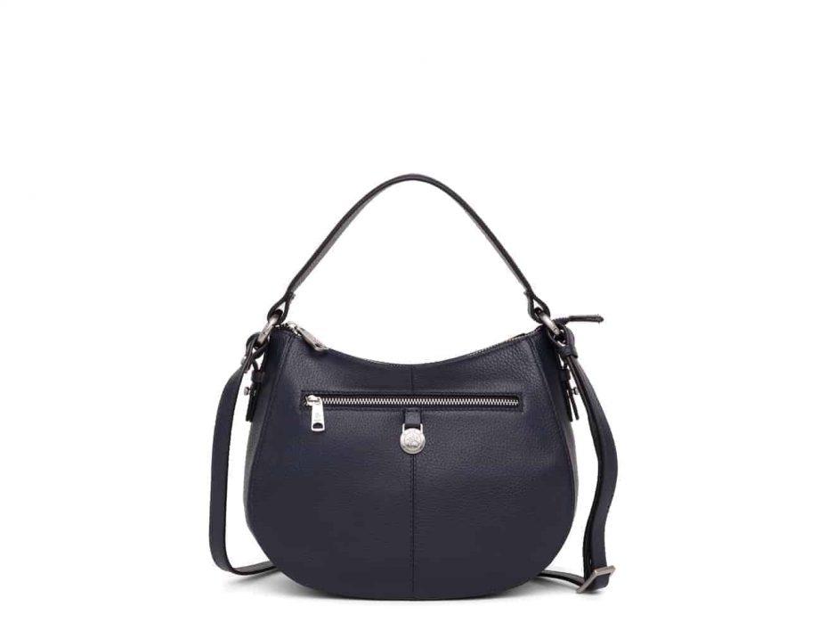 279692 ADAX Cormorano shoulder bag Mako_navy_bakside