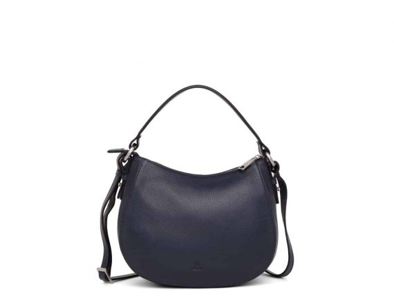279692 ADAX Cormorano shoulder bag Mako_navy_forside