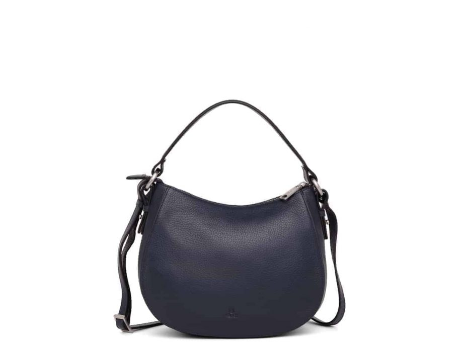 279692 ADAX Cormorano shoulder bag Mako_navy_forside