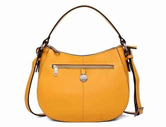 279692 ADAX Cormorano shoulder bag Mako_yellow gul_bakside