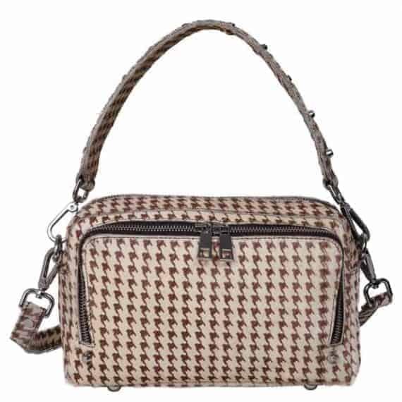 291614 ADAX Rubicone shoulder bag Victoria - graphic forside