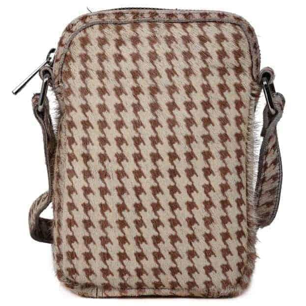 292014 ADAX Rubicone shoulder bag Hilary - graphic bakside