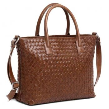 294299 ADAX Bacoli shoulder bag Vilde_brown_brun_skulderveske_side