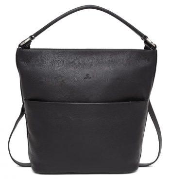 294692 ADAX Cormorano shoulder bag Felia - sort forside