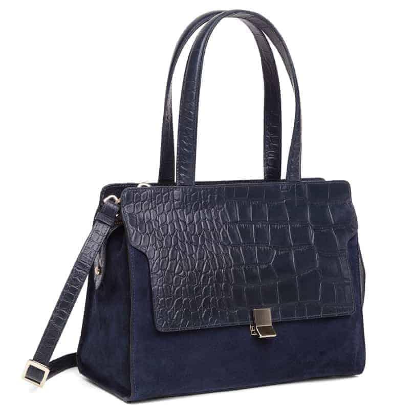 297400 Adax Berlin handbag Vega - marine side