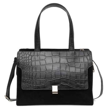 297400 Adax Berlin handbag Vega - sort forside