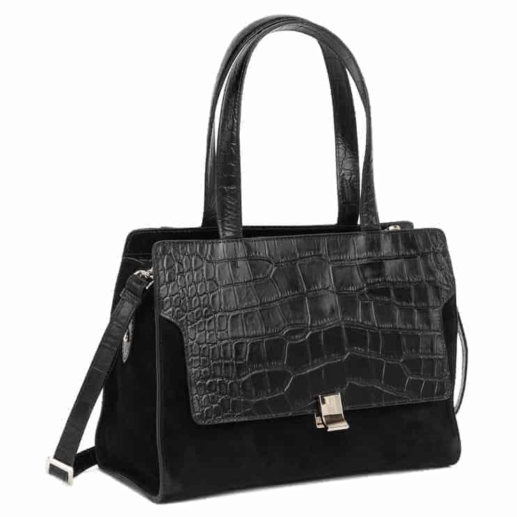297400 Adax Berlin handbag Vega - sort side
