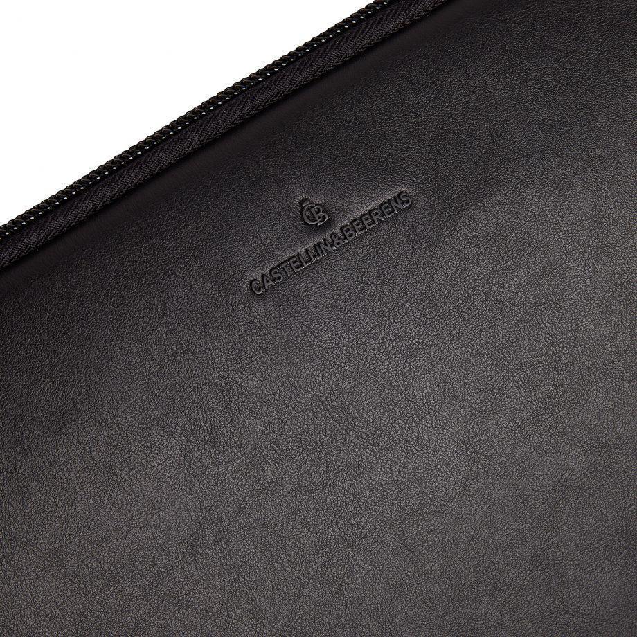 40 9248 Castelijn Beerens Oscar laptop sleeve 13 Sort Detaljer