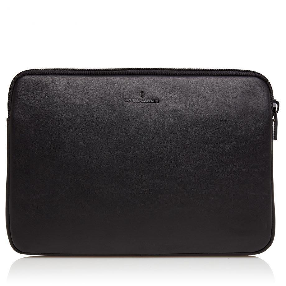 40 9248 Castelijn Beerens Oscar laptop sleeve 13 Sort Forside