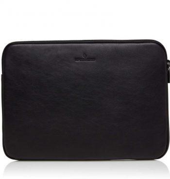 40 9249 Castelijn Beerens Mike laptop sleeve Sort Forside