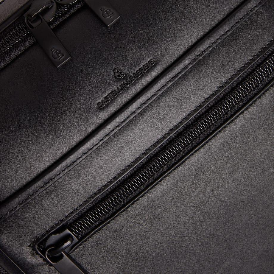 40 9576 Castelijn Beerens Victor backpack sort detaljer 2