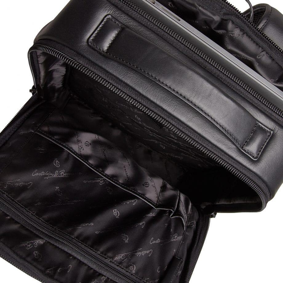 40 9576 Castelijn Beerens Victor backpack sort detaljer 3