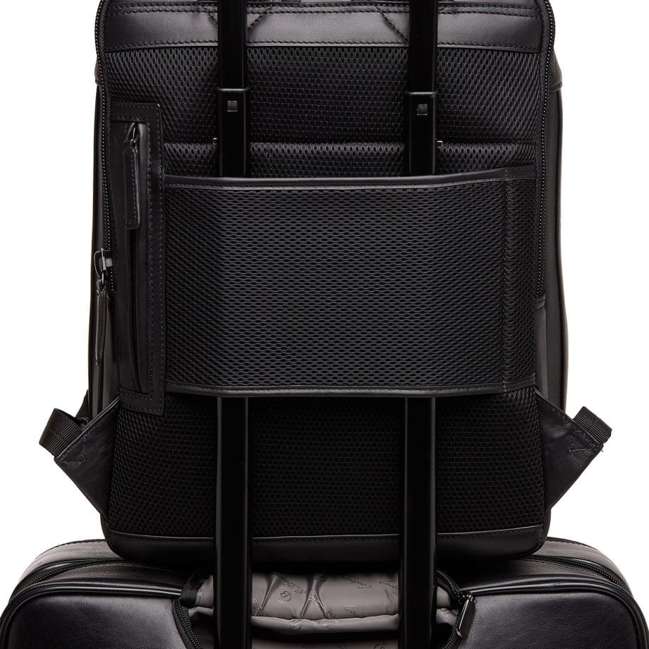 40 9576 Castelijn Beerens Victor backpack sort detaljer 5
