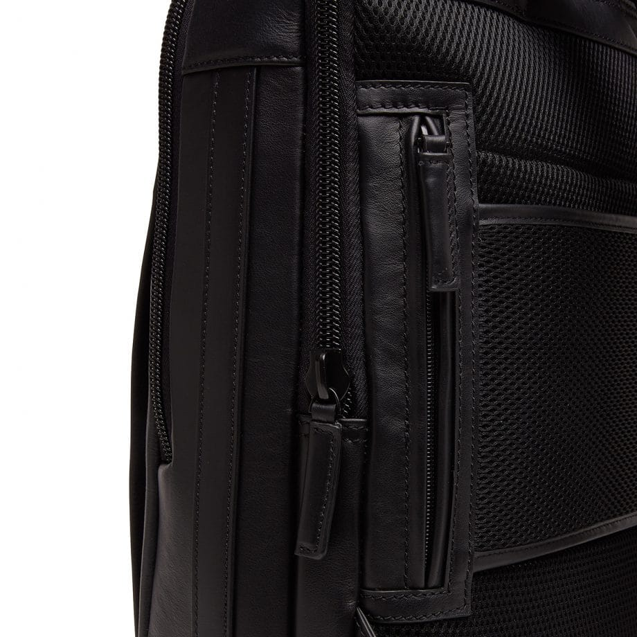 40 9576 Castelijn Beerens Victor backpack sort detaljer