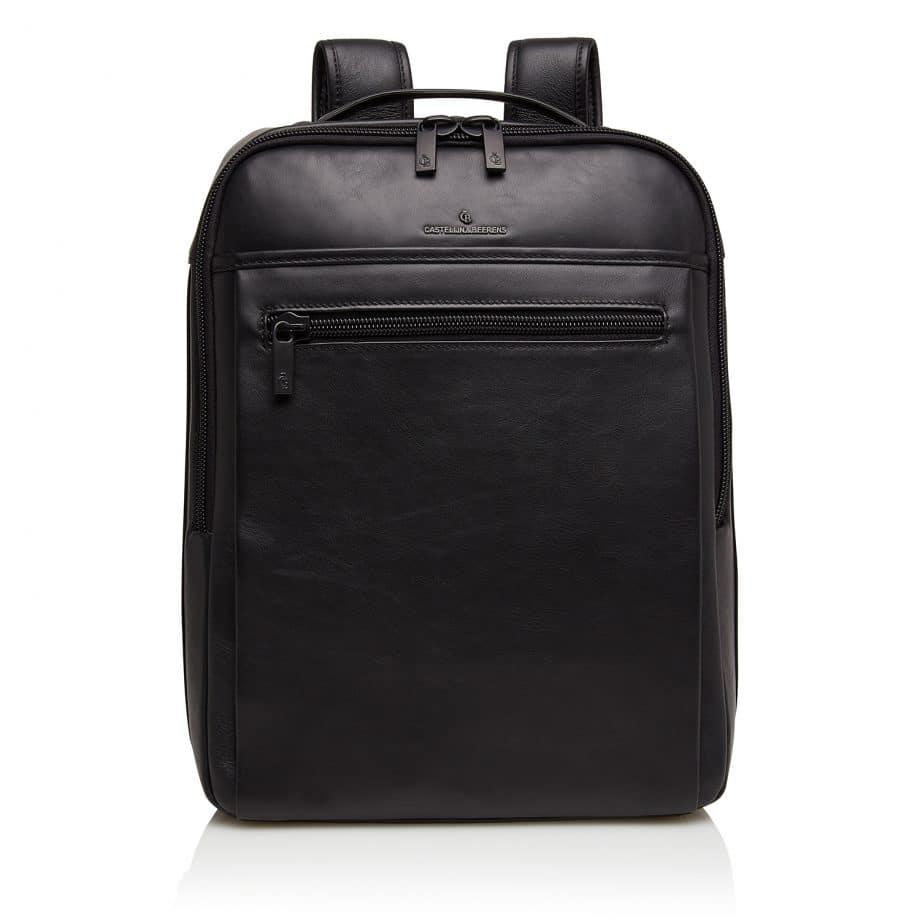 40 9576 Castelijn Beerens Victor backpack sort forside