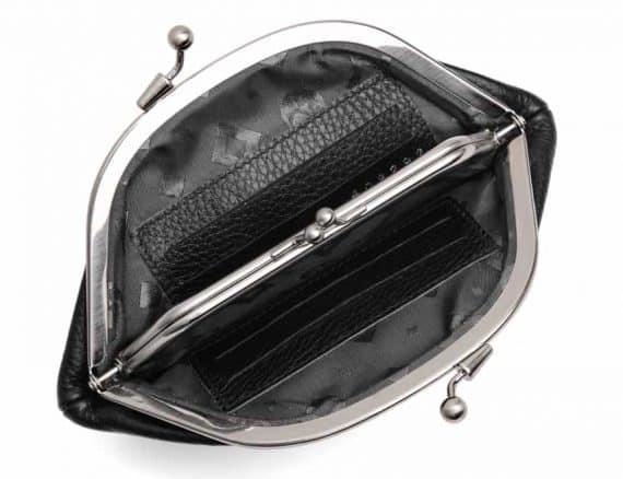 409292 ADAX Cormorano frame wallet Ava sort open