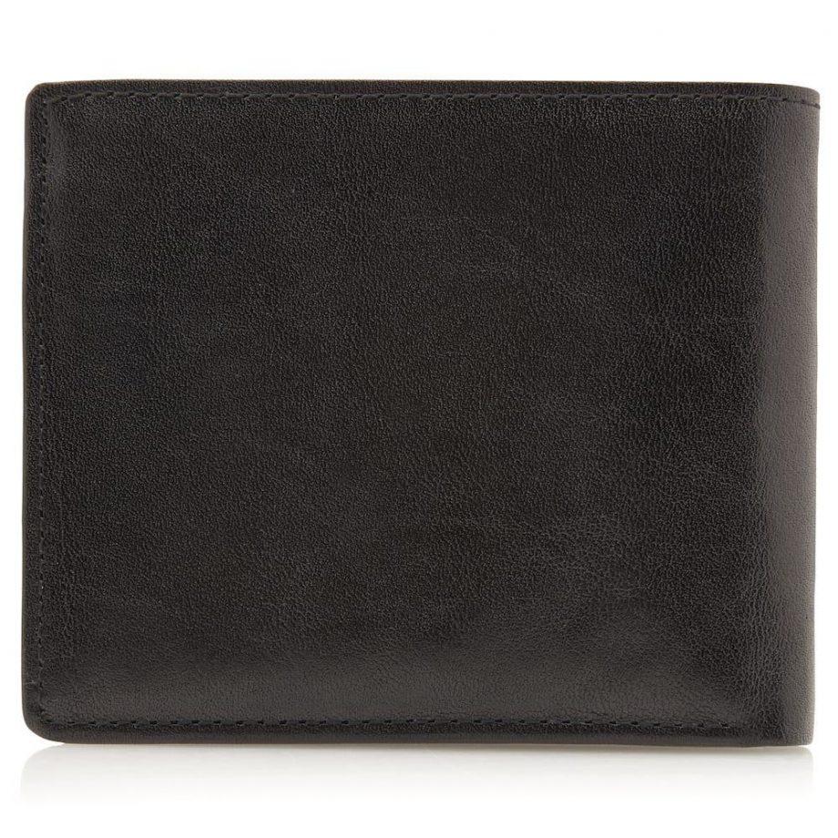 42 4288 Castelijn & Beerens - Gaucho - 8 Card Billford Wallet - sort bakside