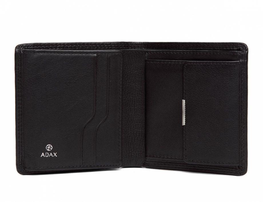 435403 ADAX Sesto wallet Eigil Sort Innside 2