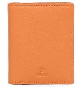 455292 Cormorano wallet Ninni - peach forside