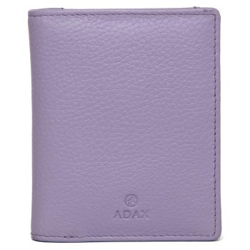 455292 Cormorano wallet Ninni Light Purple Forside