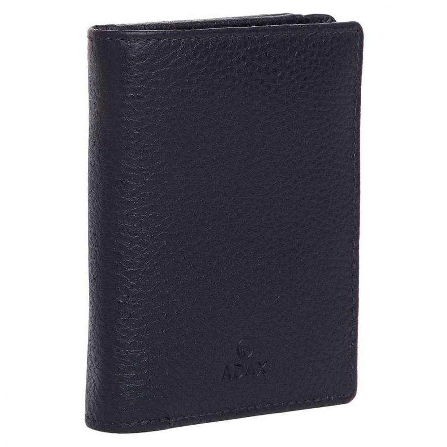 455292 Cormorano wallet Ninni Navy Side