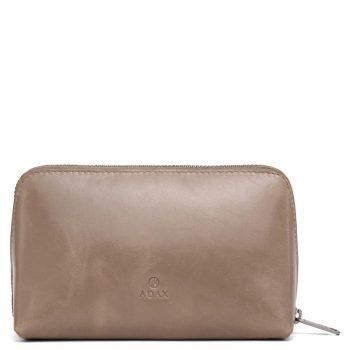 462169 ADAX Salerno purse Vanilla Latte Forside