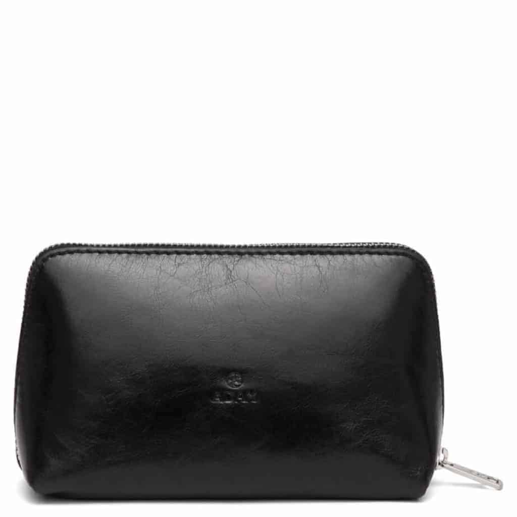 462169 ADAX Salerno purse Vanilla Sort Forside