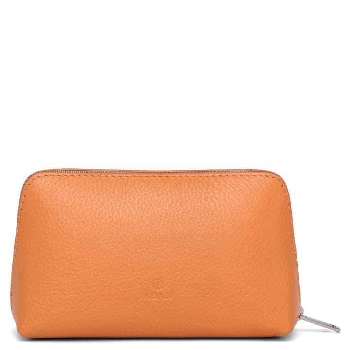 462192 ADAX Cormorano purse Vanilla - peach forside