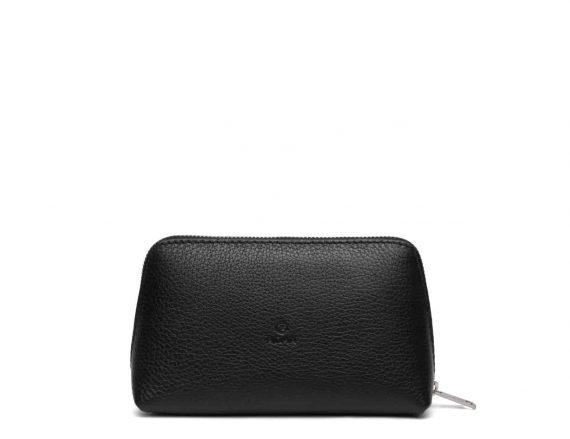 462192 ADAX Cormorano purse Vanilla - sort forside