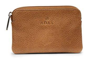 463625 ADAX Napoli key holder Meryl cognac forfra