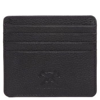 464725 Adax Napoli Card Holder Keld Sort Forside